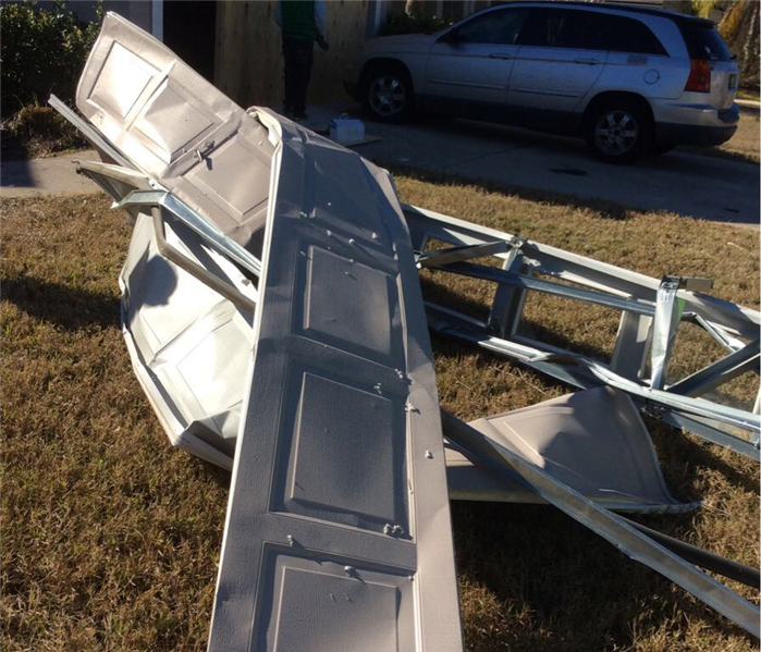 Tornado Damage in Greater St. Augustine