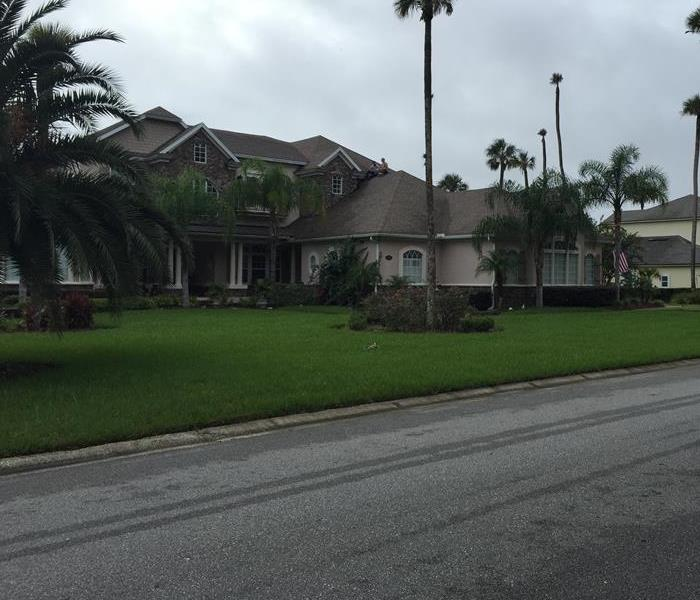 Roof leak/Water Damage in Ponte Vedra Beach