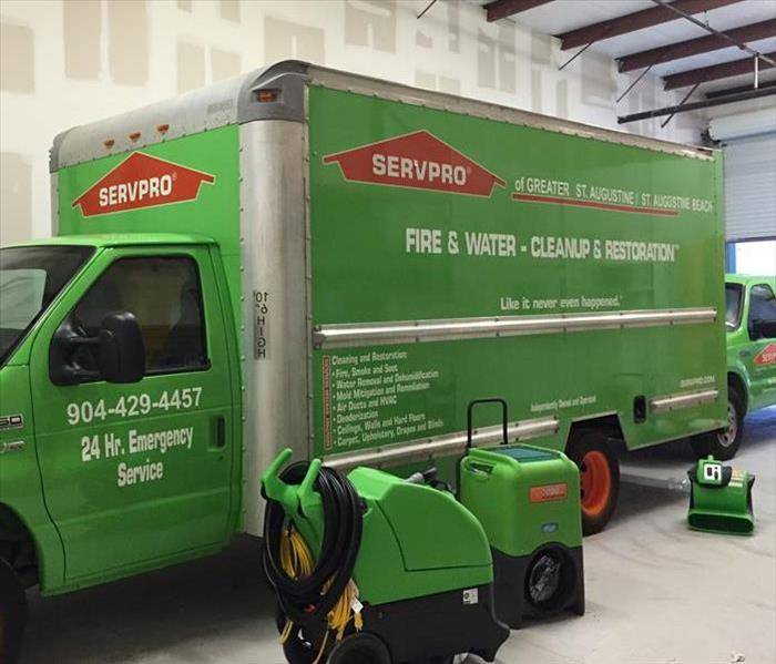 SERVPRO of Greater St Augustine/St Augustine Beach