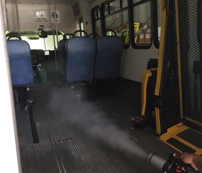 Biohazard St John's County Bus