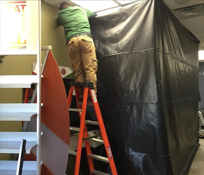 Commercial Commercial Mold Remediation/Restoration in St Augustine