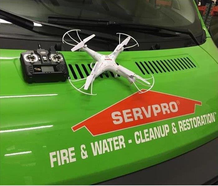 Fire Damage A day in the life of SERVPRO Production Manager