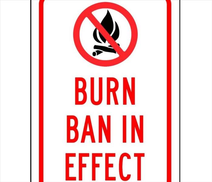 Fire Damage Burn Ban in Effect for St. Johns County!