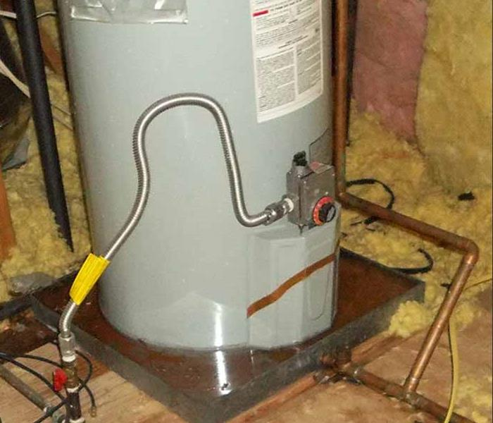Water Damage Water Heater Safety Tips