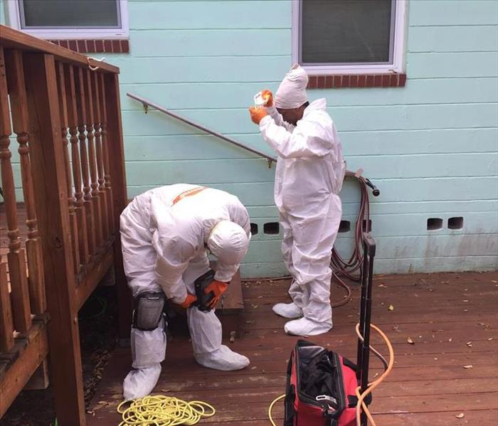 Biohazard 3 Reasons to hire a biohazard cleanup professionals.