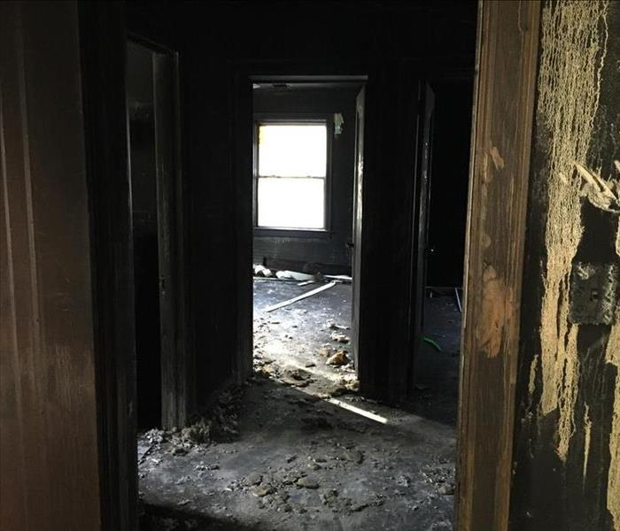 Fire Damage Fire Damage? Call local specialists at SERVPRO of Greater St Augustine/St Augustine Beach.
