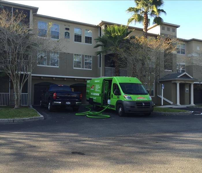 Building Services Commercial Carpet Cleaning in St Augustine