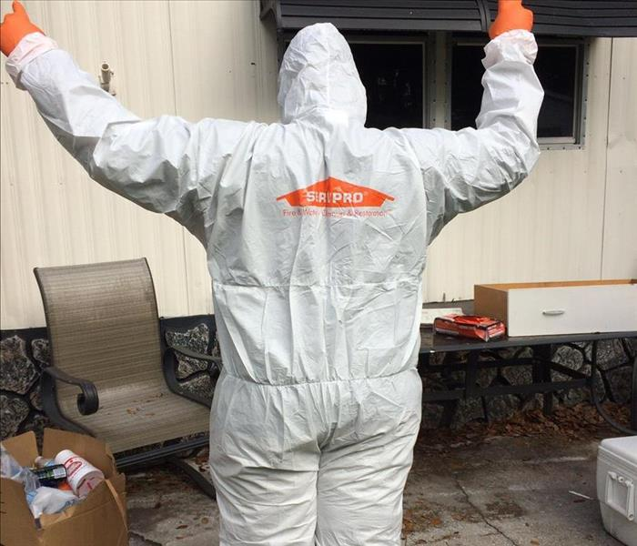 Mold Remediation Mold Remediation by SERVPRO's St Augustine Location