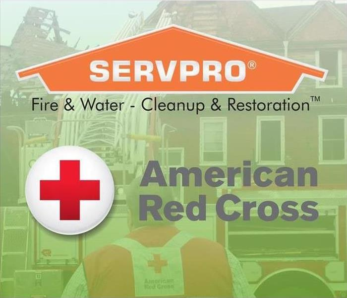 Commercial SERVPRO Partners With the Red Cross