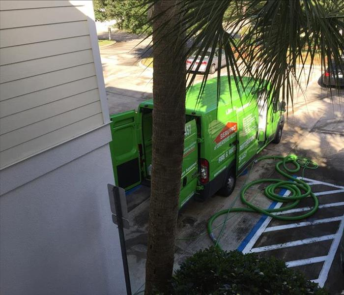 Cleaning SERVPRO Carpet Cleaning in St Augustine - video