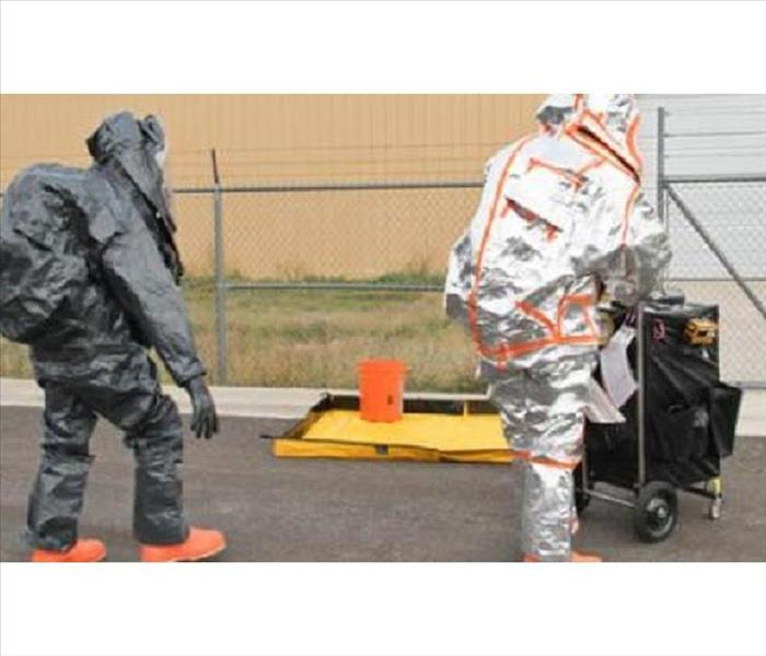 Commercial The Risks of Forgoing a Biohazard Clean Up Crew