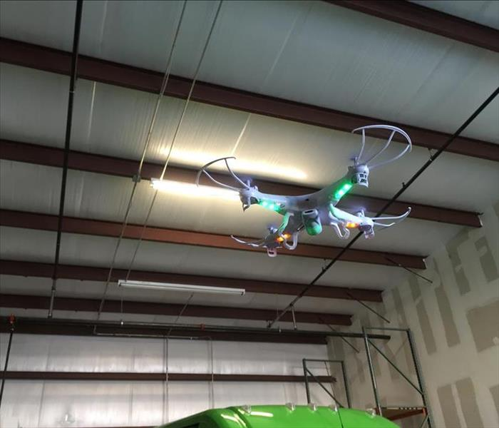 General Using Drone technology in damage restoration by SERVPRO in St. Augustine