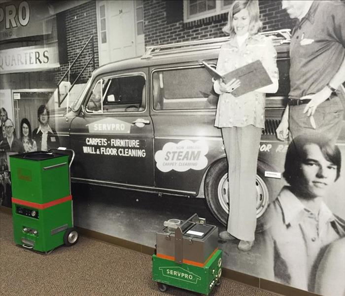 General SERVPRO Museum brought to St Augustine