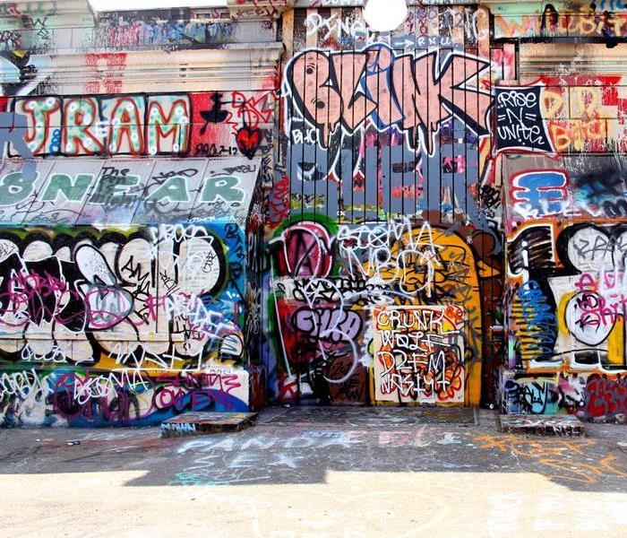 General Emergency Cleaning Services for Graffiti: 4 Reasons You Need It