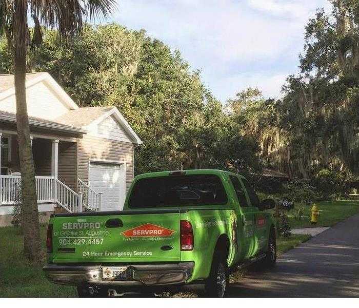 Water Damage Remediation in St. Augustine out of St. John's County