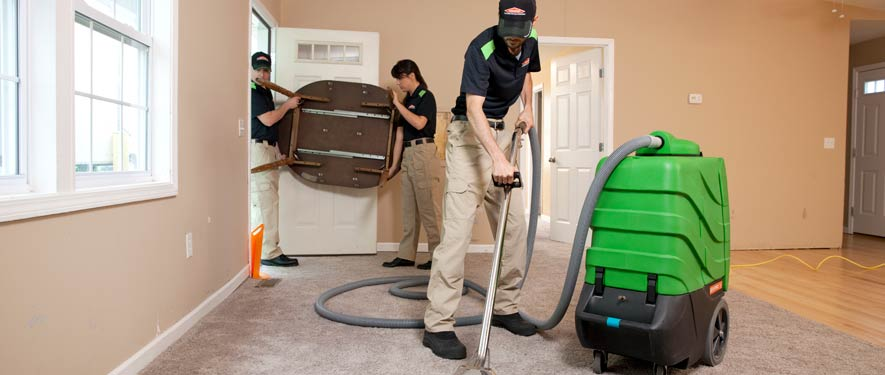 St. Augustine, FL residential restoration cleaning